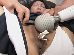 Asian battle-axe gangbang bondage porn more multiple partners
