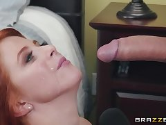 facial plus cum in mouth are things that Penny Pax prefers every day